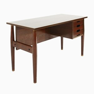 Desk with 3 Drawers from Schirolli, 1960s