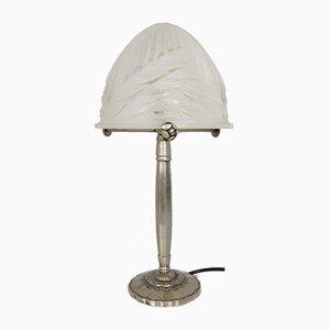 Lampe de Bureau Art Déco par Charles Schneider pour Schneider, France, 1920s