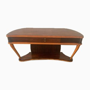 Rosewood Console Table by Paolo Buffa, 1940s