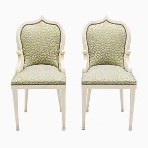 Model Palace Side Chairs by Elizabeth Garouste & Mattia Bonetti, 1980s, Set of 2