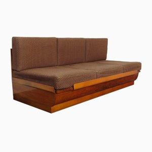 Folding Sofa by Jindřich Halabala for UP Závody, 1950s