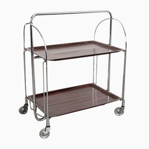 Vintage Serving Trolley, 1970s