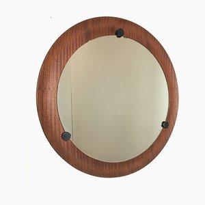 Runder Spiegel von Campo & Graffi, 1960er