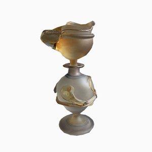 Murano Glas Parfümflasche, 1960er