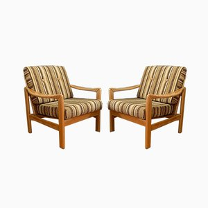 Armchairs by Walter Knoll for Walter Knoll / Wilhelm Knoll, 1960s, Set of 2