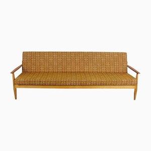 Sofá cama plegable, años 60