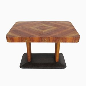 Mid-Century Dining Table by Jindřich Halabala for UP Závody, 1930s