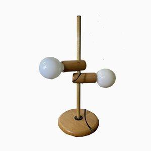 Lampe de Bureau Mid-Century Minimaliste Ajustable de Temde, 1960s