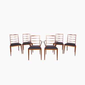 Mid-Century Dining Chairs from McIntosh, 1960s, Set of 6
