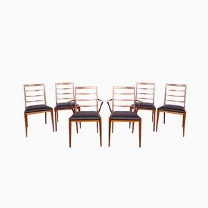 Mid-Century Esszimmerstühle von McIntosh, 1960er, 6er Set