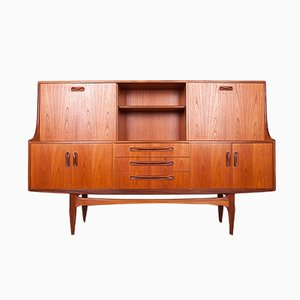 Mid-Century Teak Model Fresco Sideboard from G-Plan, 1960s
