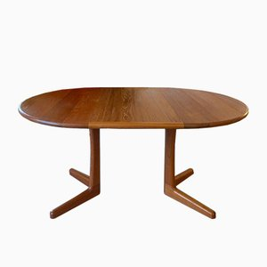 Dining Table by Niels Otto Møller for Gudme, 1960s