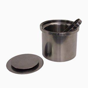 Cylinda Line Ice Bucket by Arne Jacobsen for Stelton, 1967
