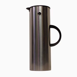 Coffee Pot in Stainless Steel from Stelton, 1960s