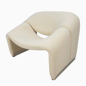 Vintage F598 Groovy Chair von Pierre Paulin für Artifort, 1980er