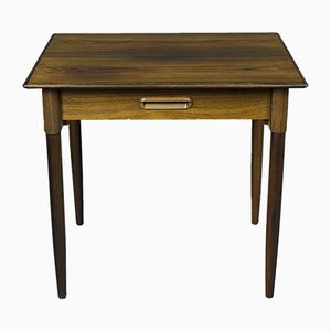 Rosewood Side Table by Karl Edwards Korseth for Rybo Rykken & Co, 1960s