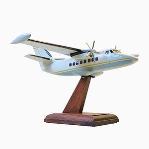 Vintage Desk Model Airplane, 1970s
