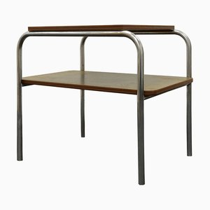 Vintage Bauhaus Console Table by Hynek Gottwald for Kovona