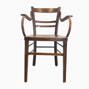 Vintage Czechoslovakian B Chair by Michael Thonet, 1930s