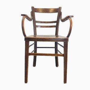 Vintage tschechoslowakischer B-Stuhl von Michael Thonet, 1930er Jahre