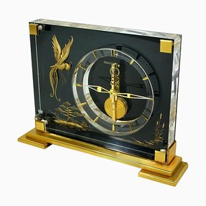 Model Marina Clock by Jaeger-LeCoultre, Switzerland, 1960s