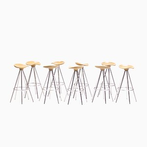 Beech Jamaica Barstool by Pepe Cortés for BD Barcelona, 1999