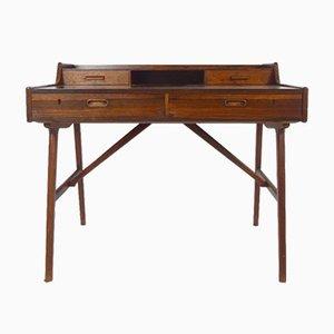 Rosewood Desk by Arne Wahl Iversen for Vinde Møbelfabrik, 1960s