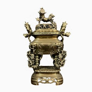 Bronze Perfume Burner