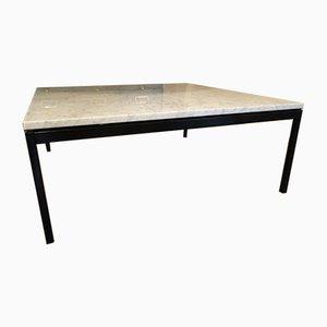 Table Basse en Marbre par Florence Knoll Bassett