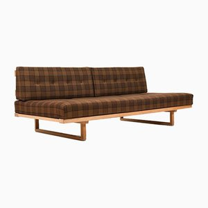 Danish Model 4312 Daybed by Børge Mogensen for Fredericia, 1950s