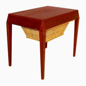 Tavolino di Carina Verner Frederiksen per Gustafsson Möbelfabrik, anni '60
