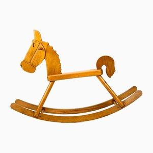 Mid-Century Danish Rocking Horse