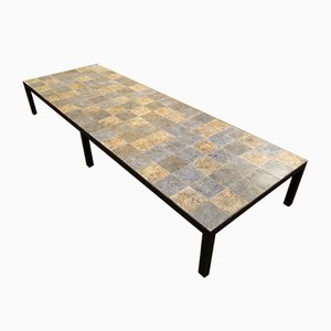 Coffee Table by La Grange Aux Potiers, 1950s