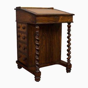 Antique English Rosewood Desk