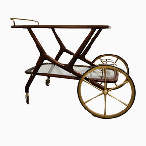 Italian Trolley by Cesare Lacca for Cassina, 1950s