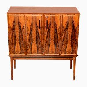 Rosewood Television Cabinet from Aristocrat Skandik, 1960s