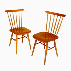 Pinnstol Dining Chairs, 1960s, Set of 2