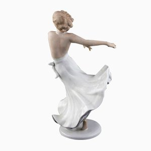Porcelain Figurine from Schaubach, 1950s