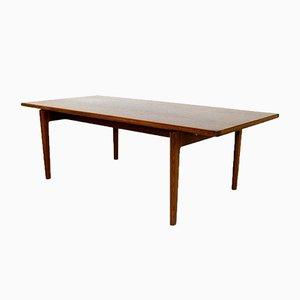 Tavolino da caffè GE15 di Hans J. Wegner per Getama, anni '60