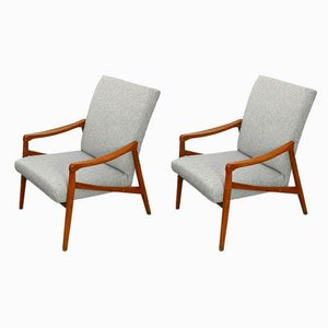 Armchairs, 1970s, Set of 2