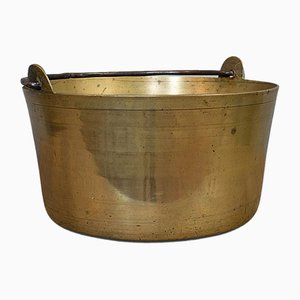 Antique Artisan Jam Pan