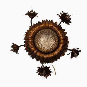 Antique Sunflower Ceiling Lamp