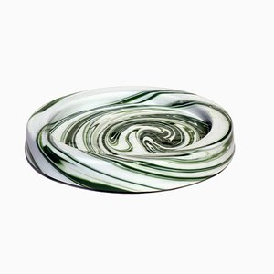 Demodè Murano Glass Ashtray by Sergio Asti for Venini, 1960s