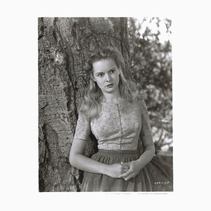 Janet Leigh Archival Pigment Print Framed in Black by Bettmann