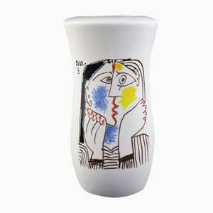 Small Vase by Pablo Picasso for Tognana, 1962
