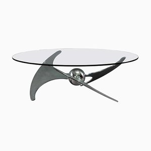 Adjustable Dining Table by Luciano Campanini for Cama, 1970s