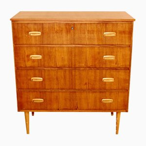 Scandinavian Chest of Drawers, 1960s