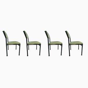 SM07 Japanese Series Esszimmerstühle von Cees Braakman für Pastoe, 1962, 4er Set