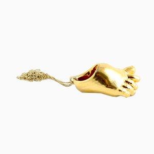 Gold Baby Fuß von Mari JJ Design