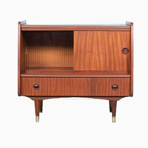 Dutch Teak Cupboard, 1960s